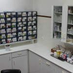 Serviço de farmácia